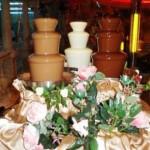 Шоколадный фонтан 55 см.